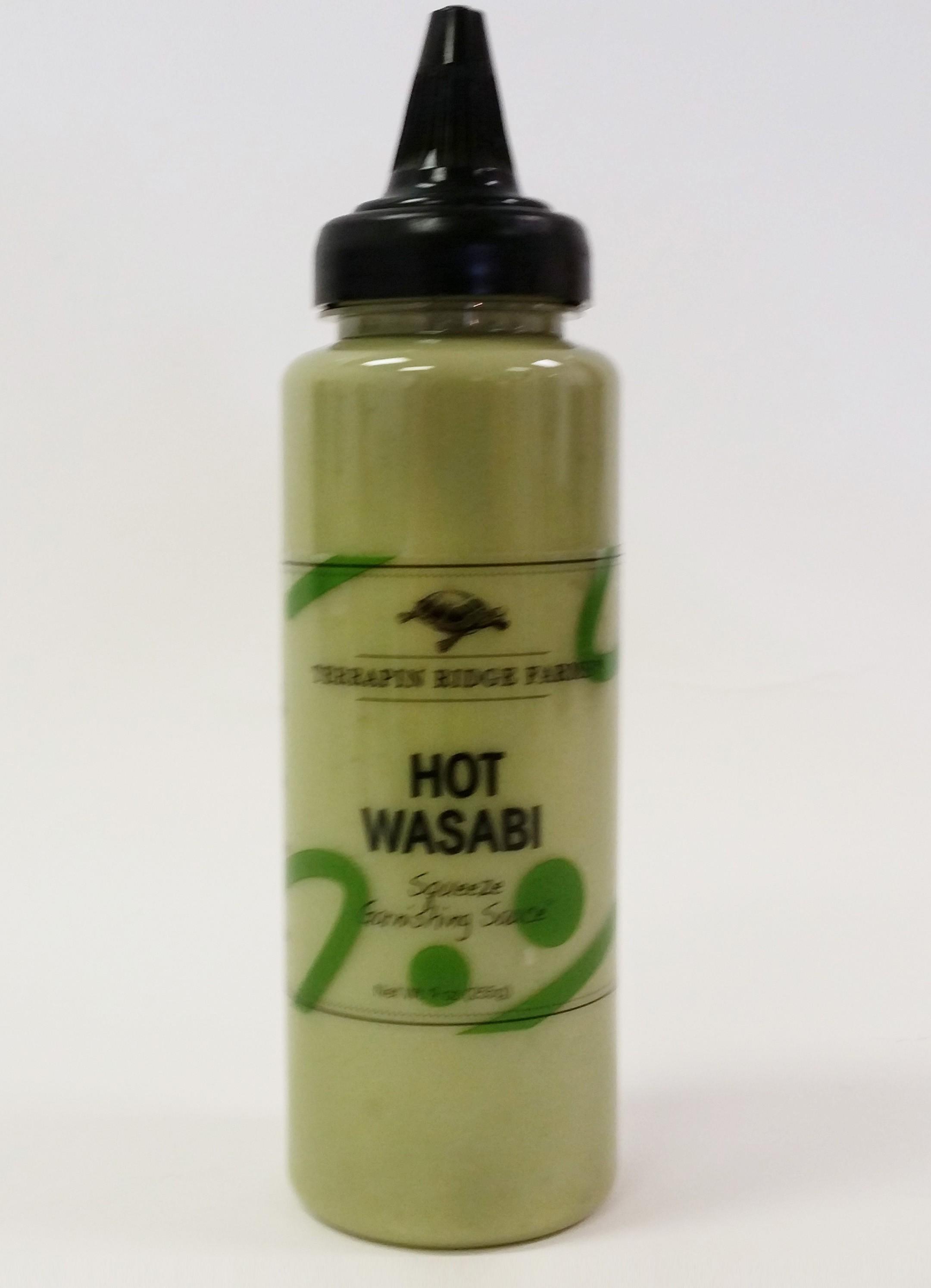 Hot Wasabi Garnishing Squeeze