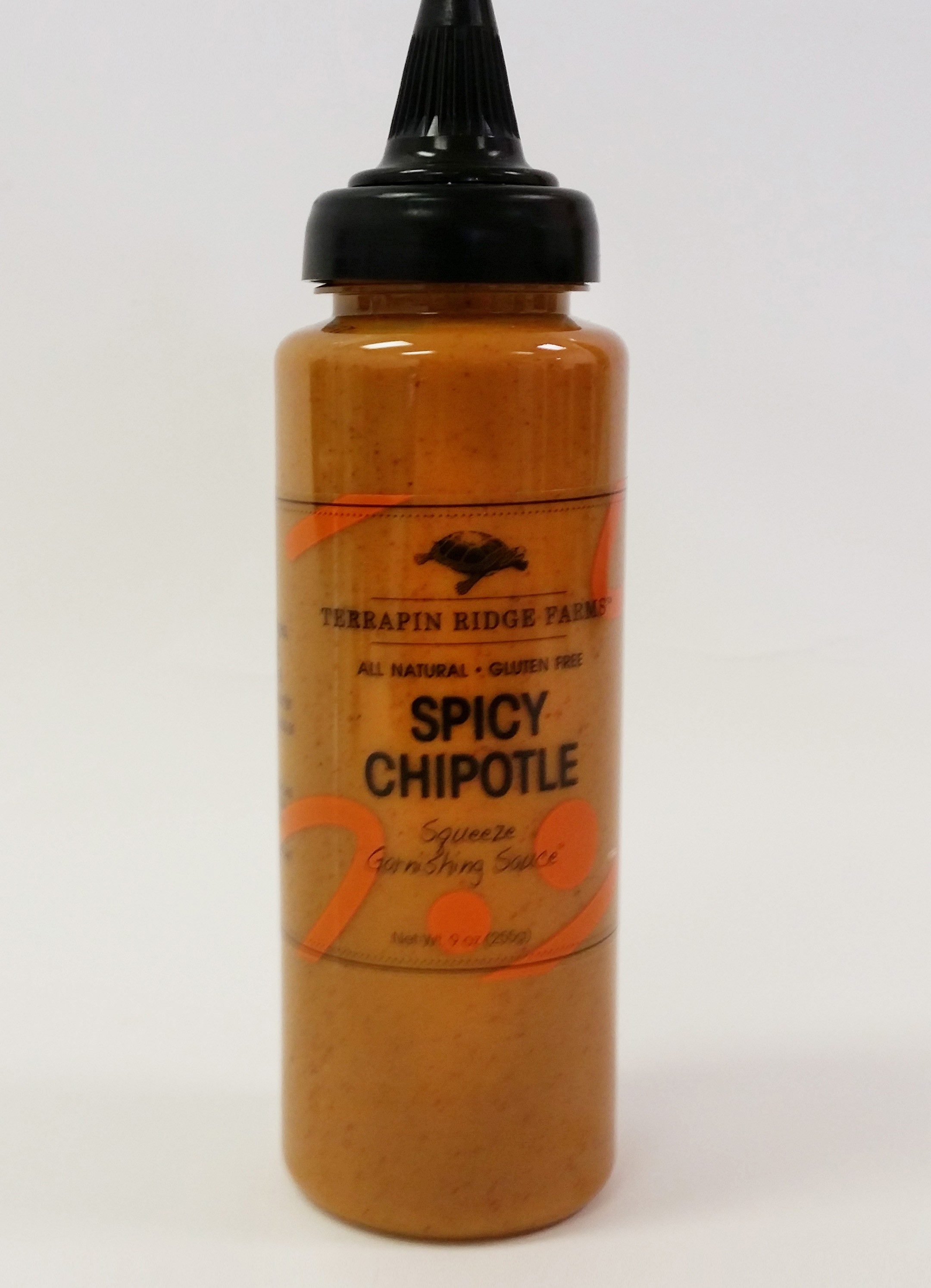 Spicy Chipotle Garnishing Squeeze
