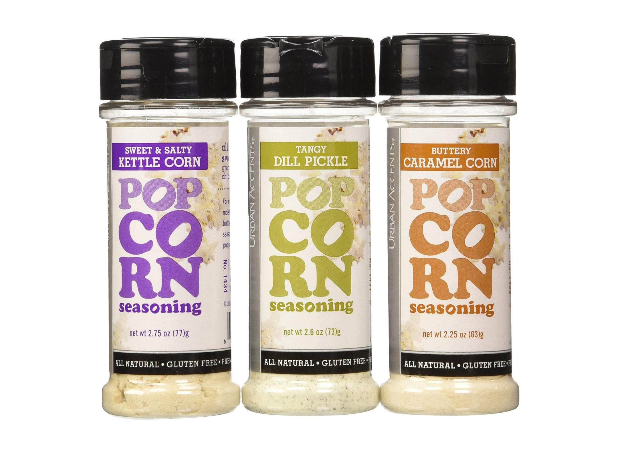 Sweet & Salty Kettle Corn Popcorn Seasoning