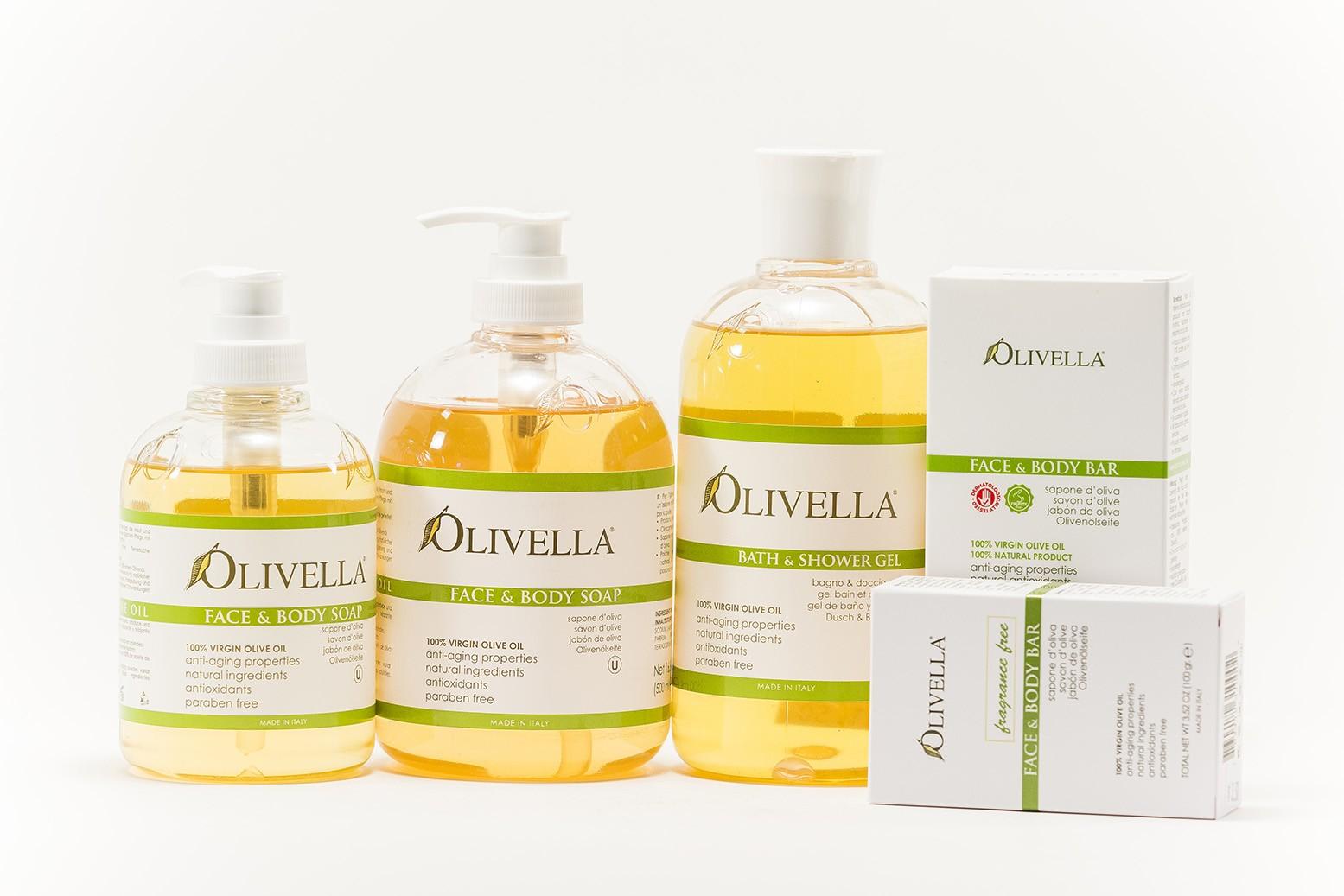 Olivella Face & Body Bar