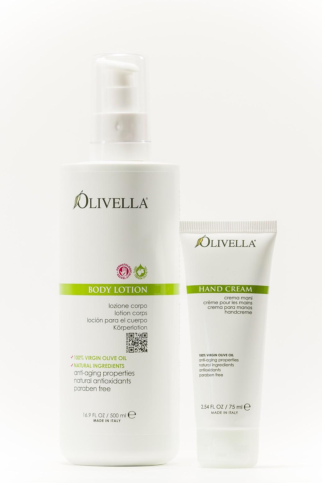 Olivella Body Lotion