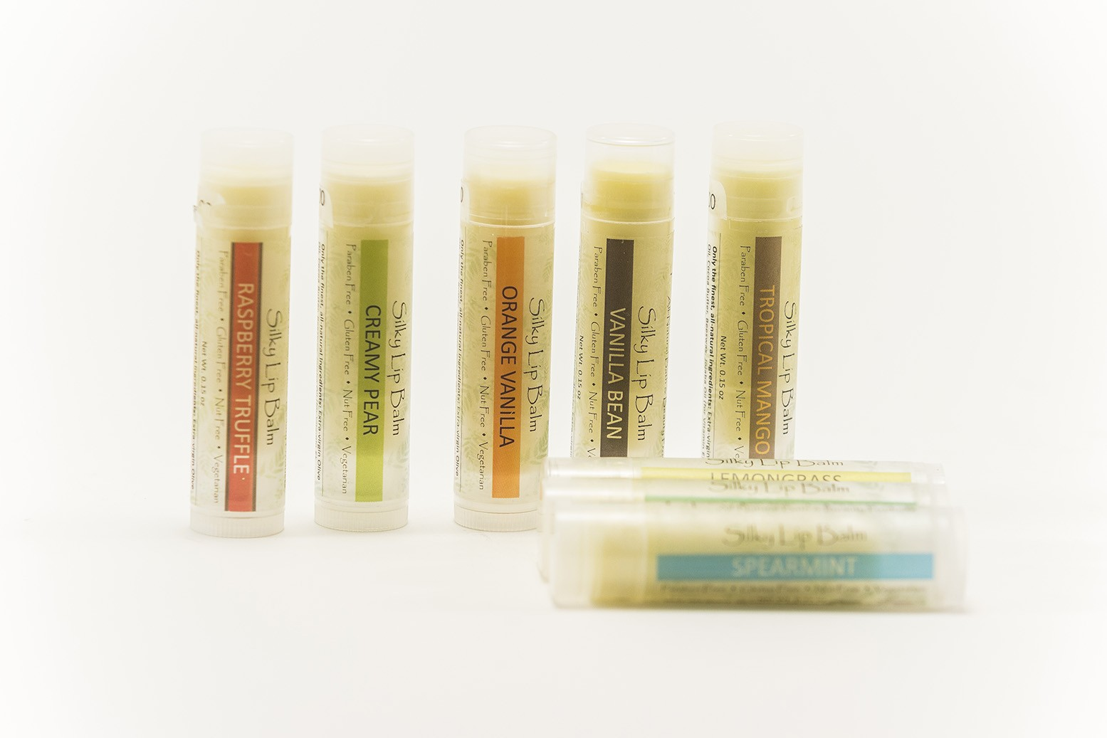 Silky Lip Balm – Orange Vanilla