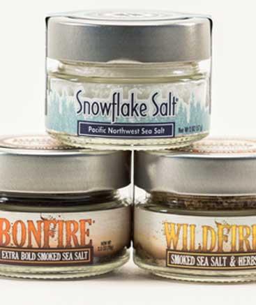 Sea Salts, Seasonings and Rubs
