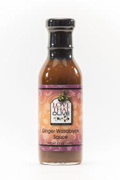 Ginger Wasabiyaki Sauce